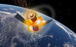 Giới khoa học khuyến cáo vệ tinh mất kiểm soát của Trung Quốc có chứa chất hóa học cực nguy hiểm cho con người