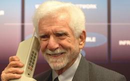 Cuộc gọi điện thoại di động đầu tiên trên thế giới sắp được 45 năm