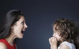 Nóng giận mất kiểm soát - kẻ thù lớn nhất của các ông bố bà mẹ trong giáo dục con trẻ