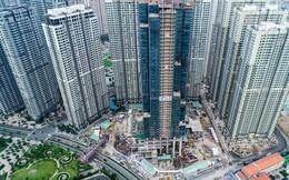 Bàn giao hàng loạt dự án lớn, doanh thu bất động sản Vingroup tăng 68% năm 2017