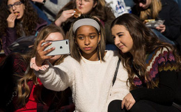 Hơn 80% thanh thiếu niên thích dùng iPhone hơn là Android