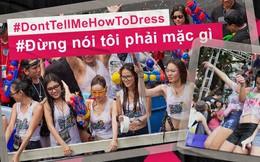 Câu chuyện xâm hại tình dục mỗi mùa lễ hội té nước Songkran: Khi nạn nhân vẫn bị đổ lỗi vì ăn mặc hở hang!