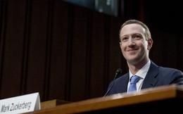"""""""Thượng viện Mỹ thất bại trong bài kiểm tra Facebook"""""""