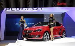 Doanh số Peugeot tăng 12 lần sau 3 tháng đầu năm, Thaco bỏ xa Toyota trong cuộc đua thị phần