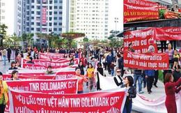 Tranh chấp chung cư lan rộng: Nhan nhản 'chung cư đỏ'