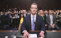 Ngồi 10 tiếng điều trần trước quốc hội, Mark Zuckerberg kiếm được hơn 3 tỷ USD