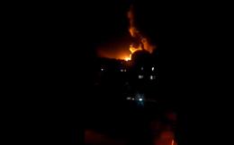Nóng: Mỹ kết thúc chiến dịch không kích chớp nhoáng Syria
