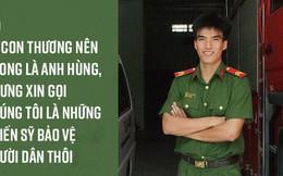 """Những người lính PCCC trong vụ Carina: """"Tụi mình không phải anh hùng. Xin gọi là những chiến sĩ bảo vệ người dân thôi"""""""