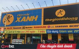 Mỗi ngày mở thêm 1 siêu thị mới, giờ đây Điện Máy Xanh tuyên bố đã nắm trong tay 1/3 thị trường