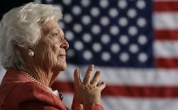 Cuộc đời của Barbara Bush, cựu Đệ nhất phu nhân Mỹ vừa qua đời ở tuổi 92