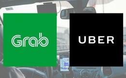 Grab nói gì về lo ngại của lái xe Uber?