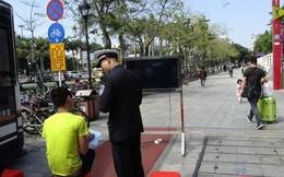 Trung Quốc: Người đi bộ sai luật sẽ phải lên mạng xã hội để công khai xin lỗi