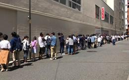 Kỳ lạ nghề xếp hàng thuê ở Nhật: Làm việc liên tục 8 tiếng không dám ăn uống, có ngày kiếm được tới hơn 10 triệu đồng