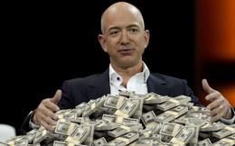 Sau khi Jeff Bezos gửi thư đến cổ đông, Amazon có một tuần thắng đậm, tổng tài sản của Jeff Bezos tăng 7,7 tỷ USD