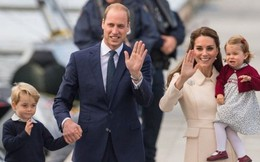 Thứ tự kế vị ngai vàng Anh thay đổi sau khi Công nương Kate sinh con thứ ba