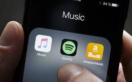 Các dịch vụ stream như Spotify và Apple Music đã giúp thị trường âm nhạc có một năm 2017 cực kỳ thành công