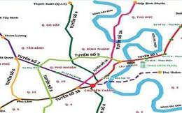 Thu hồi văn bản về tuyến metro số 5 vì… lỗi in ấn