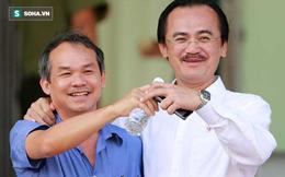 """Bầu Đức: """"Tôi hoan nghênh bầu Tú vì đã biết nghĩ cho bóng đá Việt Nam"""""""