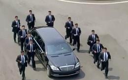 Đội mật vụ bí ẩn tháp tùng ông Kim Jong-un: 1 phút hạ được 8 người trong phạm vi 100m