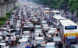 Cảnh báo những cung đường và giờ tắc nhất trong dịp nghỉ lễ 30/4 - 1/5 ở Hà Nội
