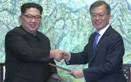 Triều Tiên - Hàn Quốc ra tuyên bố chung sau cuộc hội nghị thượng đỉnh lịch sử