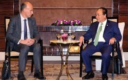 Tập đoàn Dầu khí Total muốn mở rộng đầu tư tại Việt Nam