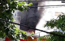 Cháy chung cư cao cấp ở Đà Nẵng, người dân hoảng hốt chạy thoát thân