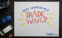 Mỹ công bố 1.300 mặt hàng Trung Quốc sẽ bị đánh thuế 25%, nguy cơ chiến tranh thương mại lại leo thang