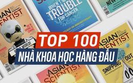 Việt Nam có hai nhà khoa học lọt vào top 100 châu Á năm 2018