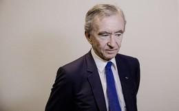 Ông chủ loạt nhãn hàng xa xỉ Dior, Louis Vuitton trở thành người giàu nhất châu Âu