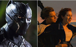 """Black Panther chính thức """"nhấn chìm"""" Titanic, trở thành phim có doanh thu lớn thứ 3 mọi thời đại tại Bắc Mỹ"""