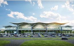 Sau gần 2 năm thi công, sân bay Cam Ranh tiêu chuẩn 4 sao sắp cán đích