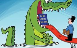 Fe Credit tự thu phí, gắn mác nợ xấu cho khách hàng