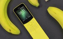 Điện thoại quả chuối Nokia 8110 phiên bản hiện đại chính thức ra mắt thị trường Việt Nam với giá 1,68 triệu đồng