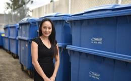 Cô gái gốc Việt vượt qua kỳ thị trở thành bà chủ 'đế chế' rác 10 triệu USD