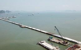 Sun Group sắp hoàn thành cảng tàu khách quốc tế hơn 1.000 tỷ tại Quảng Ninh