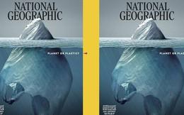 Bìa tạp chí với chủ đề rác thải nhựa của Nat Geo quá đỗi tuyệt vời, khiến Internet không ngừng nhắc đến nó