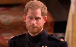 Nét mặt xúc động và đăm chiêu của hoàng tử Harry trong ngày cưới và lý do thực sự đằng sau