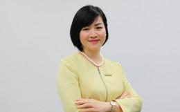 Bà Dương Thị Mai Hoa về làm sếp ABBANK