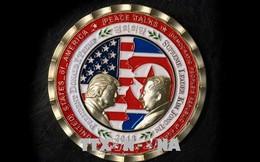 Nhà Trắng phát hành tiền xu kỷ niệm Hội nghị thượng đỉnh Mỹ - Triều