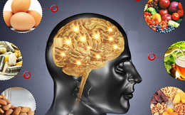 12 siêu thực phẩm giúp tăng cường sức mạnh não bộ, giúp bạn luôn minh mẫn, đẩy lùi lão hóa hiệu quả