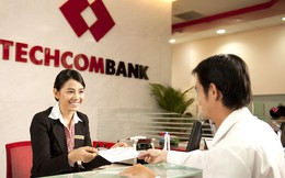 Techcombank lên sàn chứng khoán, định giá cao gấp rưỡi 2 ông lớn Vietinbank và BIDV, kém duy nhất Vietcombank