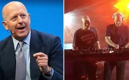 Một DJ part-time vừa trở thành tân CEO của ngân hàng tỷ đô Goldman Sachs