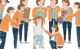 90% các bậc cha mẹ mắc những sai lầm này khiến con cái của họ không thể thành công