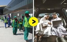 """Đằng sau xa hoa dát vàng, là 7 sự thật """"không thể ngờ"""" về thiên đường Dubai"""