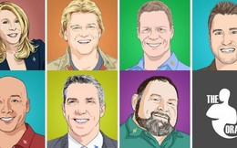 7 doanh nhân thành công và cách vượt qua thất bại lớn nhất sự nghiệp