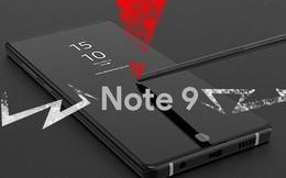 Rò rỉ hình ảnh đầu tiên của Galaxy Note 9, có vẻ Samsung sẽ tiếp tục nhàm chán