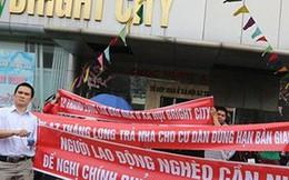 Bùng phát tranh chấp chung cư tại Hà Nội