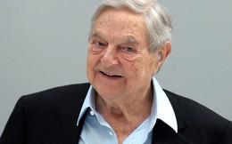 Tỷ phú Soros cảnh báo nguy cơ xảy ra khủng hoảng tài chính