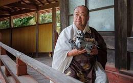 Ngôi chùa kì lạ tại Nhật Bản nơi người ta gửi gắm hàng trăm chú chó... robot bị hỏng